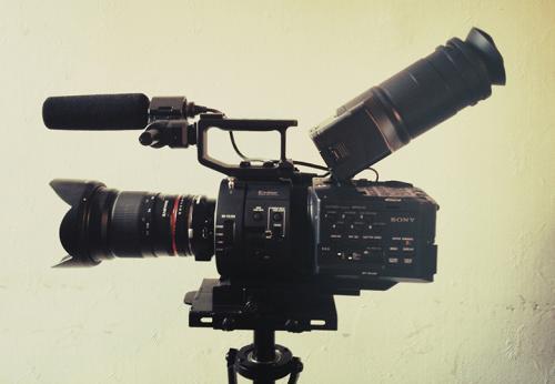 Sony FS 700-high speed camera